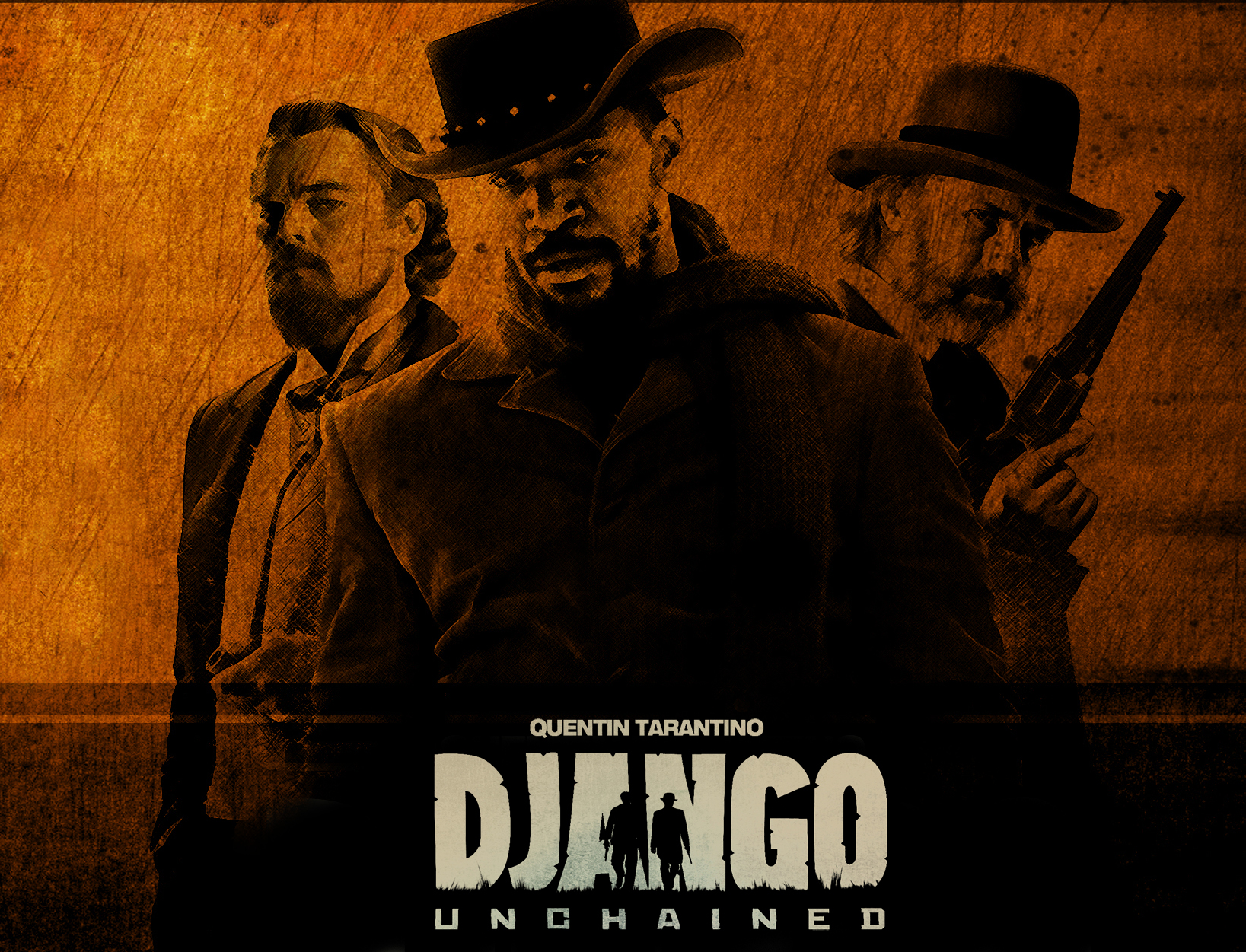 a review of django unchained a movie by quentin tarantino Quentin tarantino has devoted the last decade to meticulously crafting enormously satisfying b-movie revenge fantasies for sexy women (kill bill, death proof), jews (inglourious basterds) and now, with his explosive slavery-themed western django unchained, african-americans.