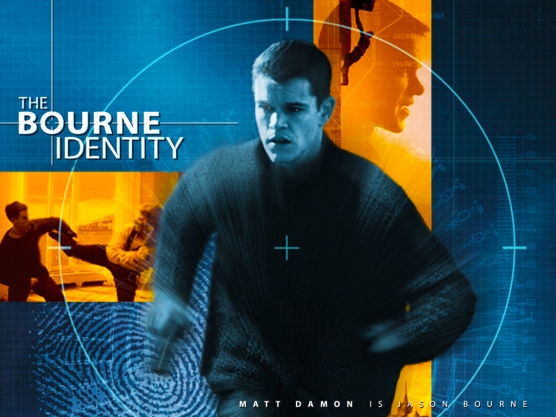 Идентификация Борна («Личность Борна») [2002, США, Даг Лайман]