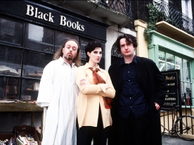 Книжный магазин Блэка [2000-2004, Мартин Деннис, Великобритания | Сезоны 1-3]