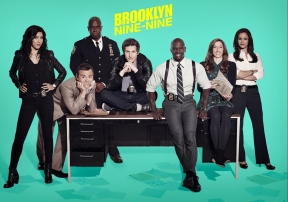 "Бруклин 9-9 (""Бруклинский 99-й участок») [2013, Дин Холлэнд, США | Сезоны 1-2]"