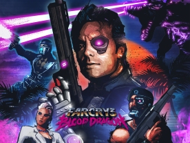 Far Cry 3: Blood Dragon [2013, Ubisoft Montreal, Ubisoft | Пародийный шутер от первого лица]