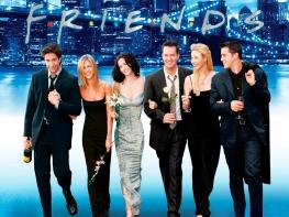 Друзья [1994-2004, Гари Хэлворсон, США | Сезоны 1-10]